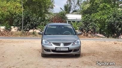 Cần bán xe Mitsubishi Lancer 2.0 đời 2005