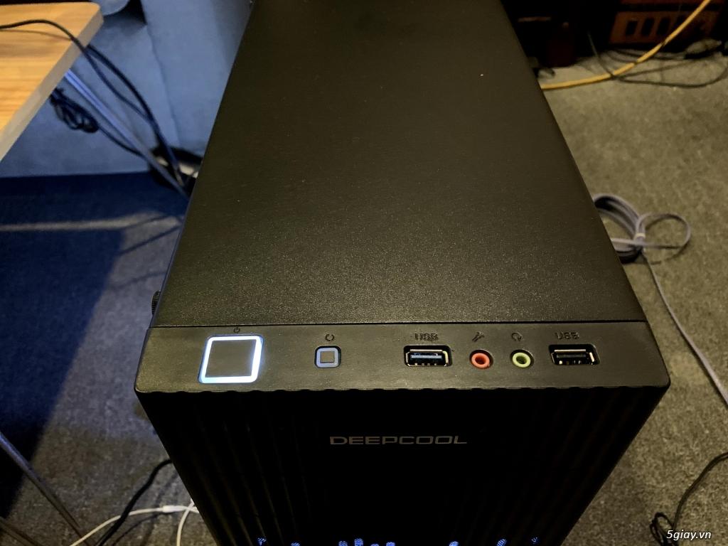 Cần bán Bộ PC Intel Core i3 10100 kèm màn hình 22 inches
