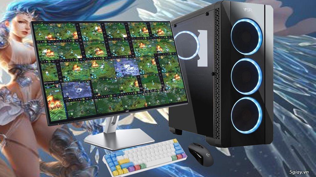 PC XEON DUAL E5-2680V4 28CORE 56THREAD GIÁ CỰC SỐC