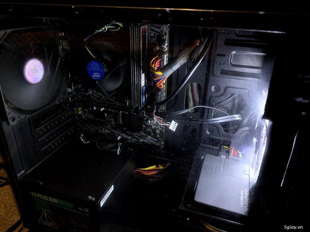 Cần bán Bộ PC Intel Core i3 10100 kèm màn hình 22 inches - 2