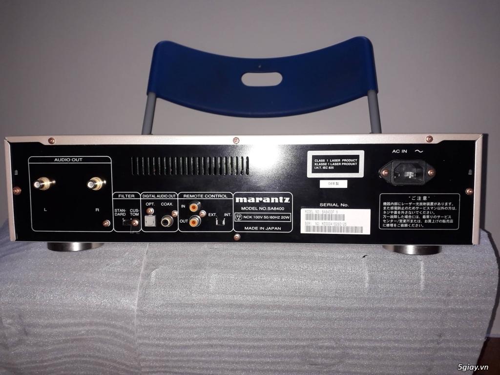 SACD Marantz SA-8400 - 2