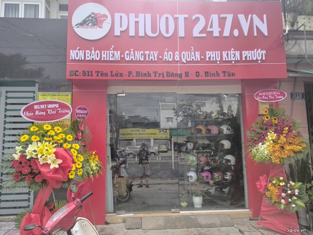 Đồ phượt giá rẻ tại Quận Bình Tân   Phượt 247