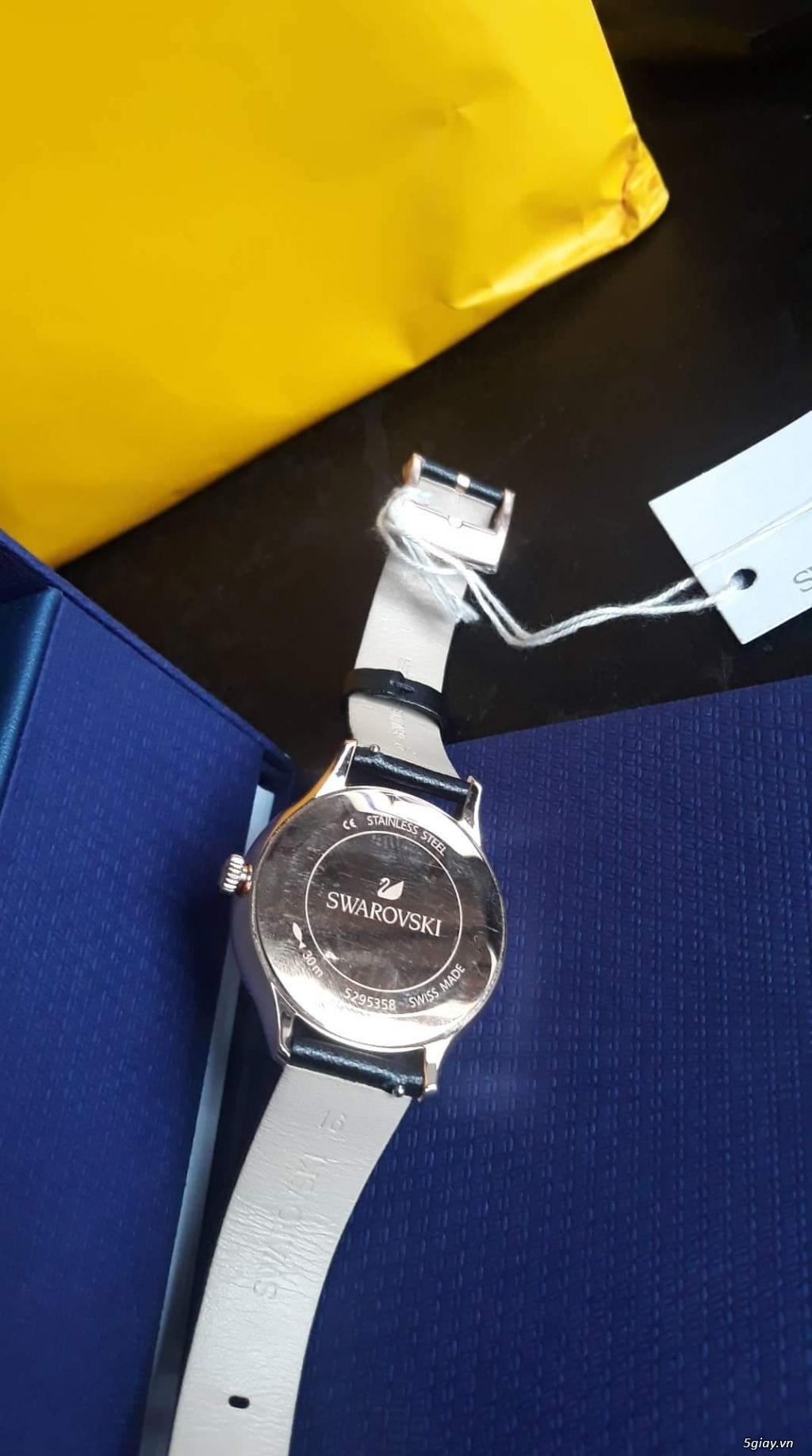 Bán đồng hồ Swarovski chính hãng - 1