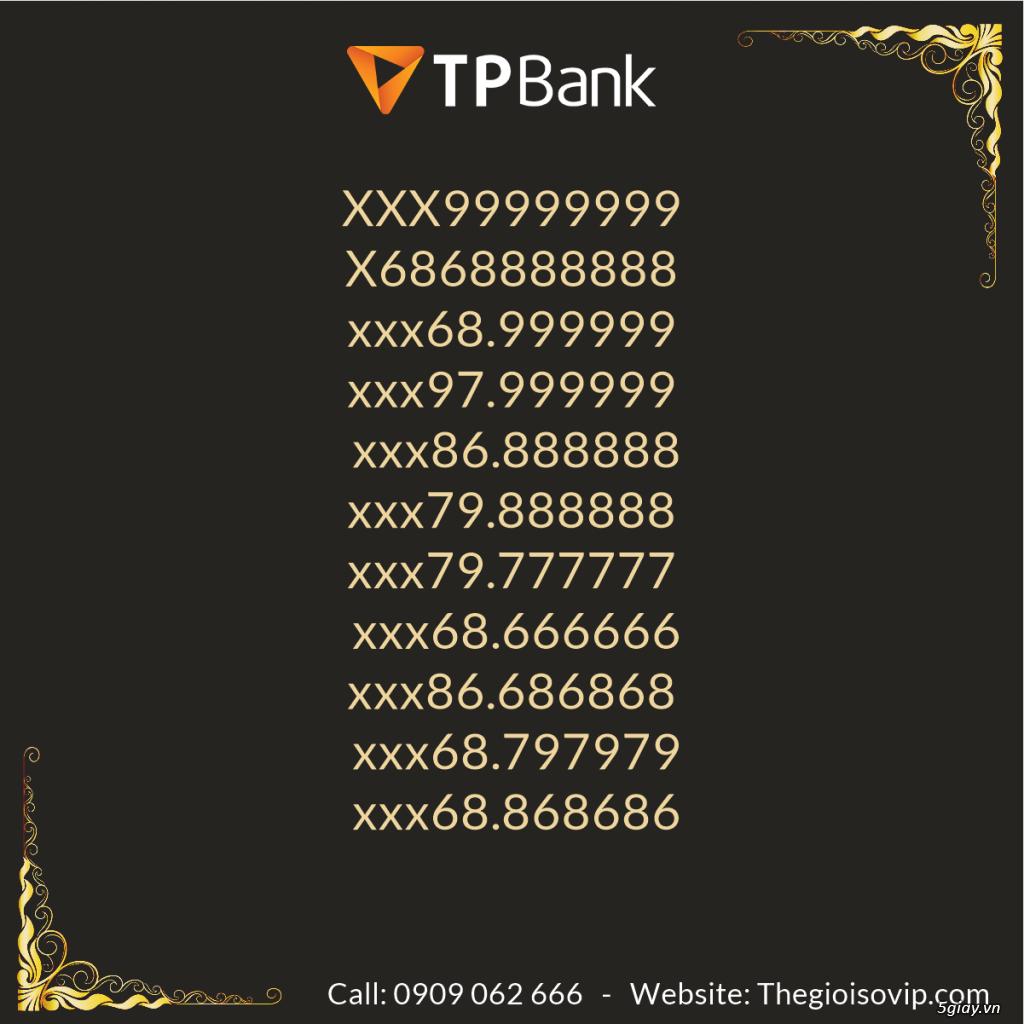 Nhận làm Tài Khoản Ngân Hàng Số Đẹp, Tài khoản số vip all ngân hàng - 5