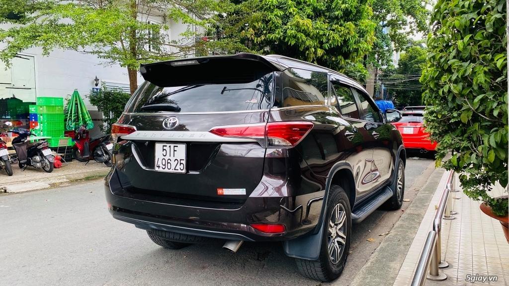 Cần bán Toyota Fortuner 2.4 MT sản xuất 2017 xe gia đình, bao test - 2