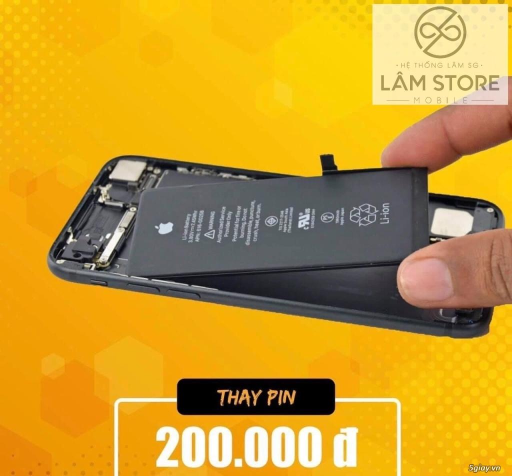Dịch vụ thay pin, ép kinh cho các về các sản phẩm Apple (iPhone, ipad) - 1