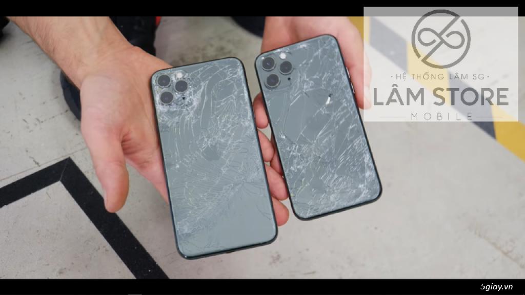 Dịch vụ thay pin, ép kinh cho các về các sản phẩm Apple (iPhone, ipad) - 3
