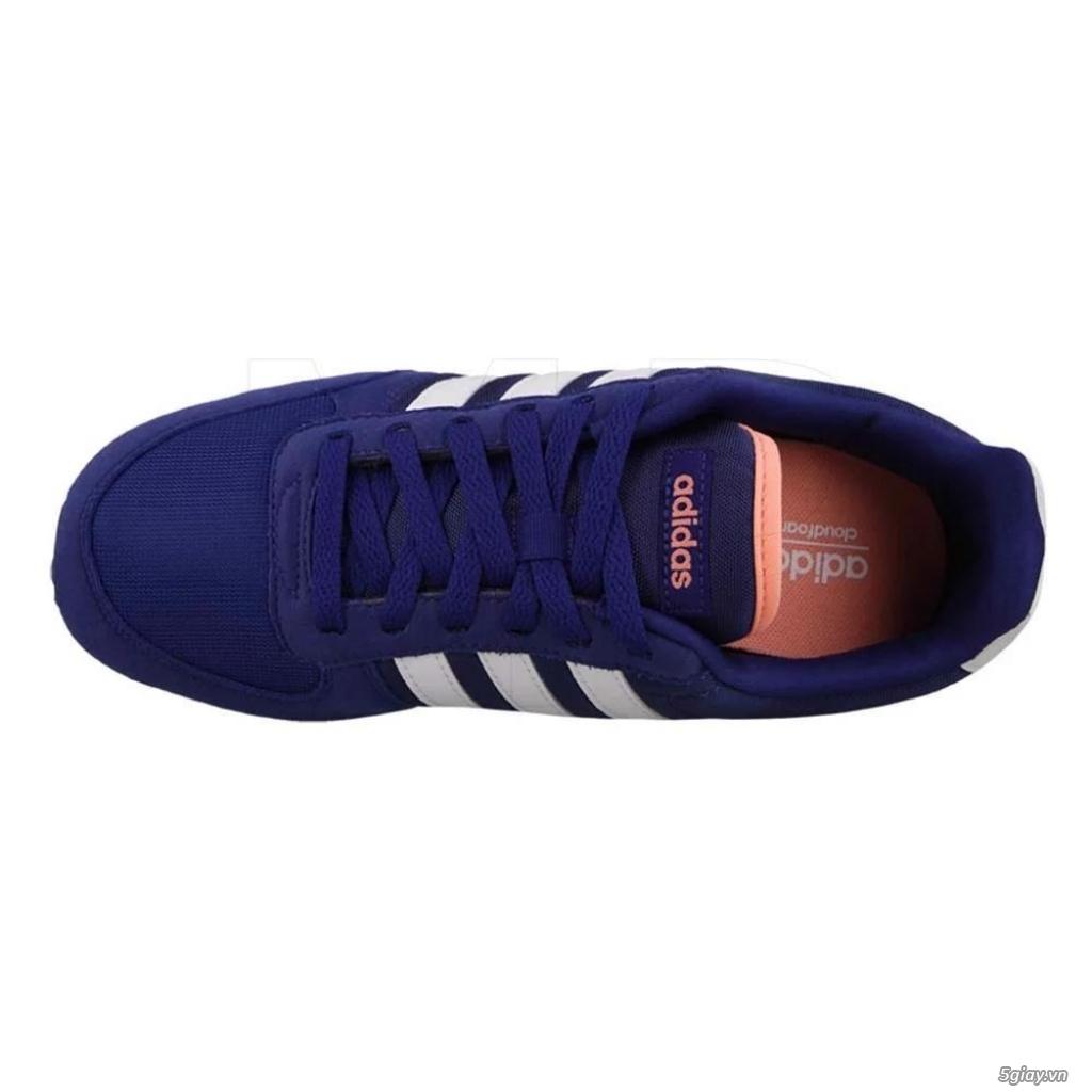 Cần bán:  Giày Adidas AW 4950 Chính hãng. Xanh Navy, soc trắng hồng