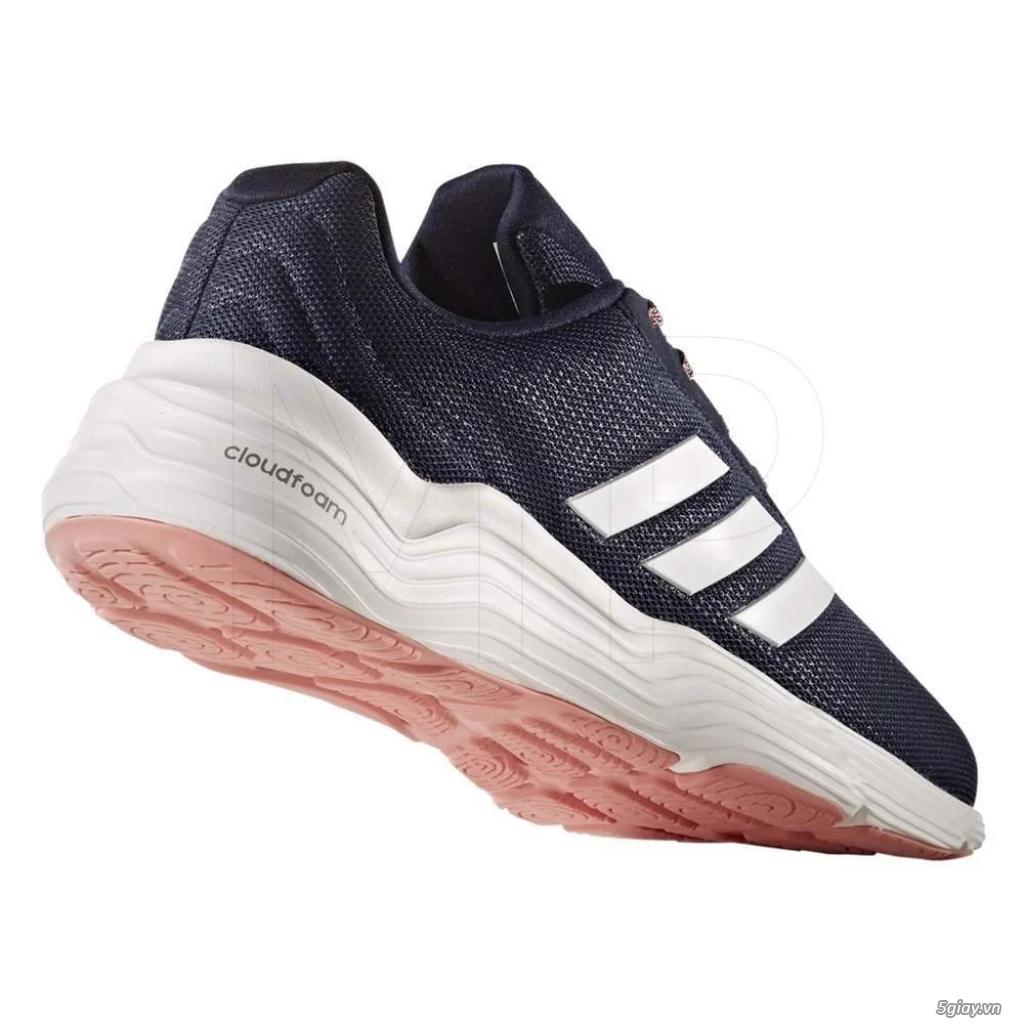 Cần bán: Giày Adidas A S80654. Chính Hãng. Nữ, Xanh Navy, sọc trắng - 3