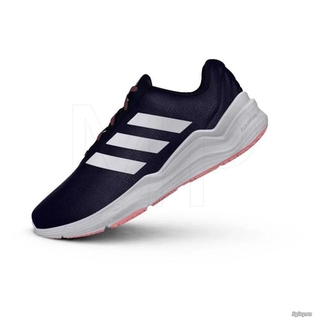 Cần bán: Giày Adidas A S80654. Chính Hãng. Nữ, Xanh Navy, sọc trắng - 2