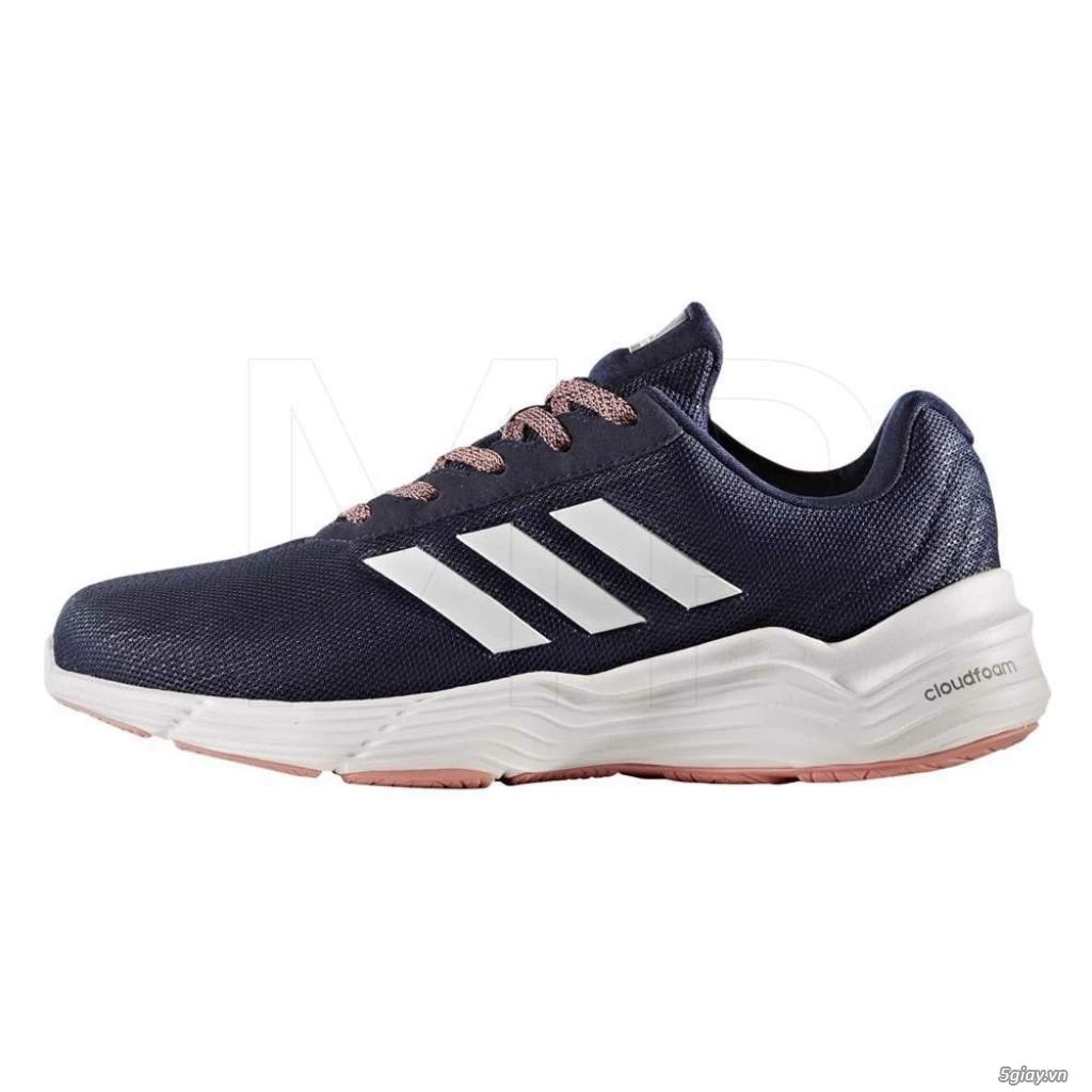 Cần bán: Giày Adidas A S80654. Chính Hãng. Nữ, Xanh Navy, sọc trắng - 1