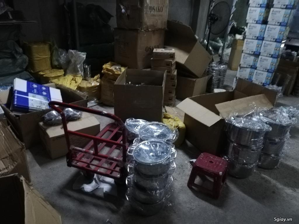 Cung cấp sỉ nồi lẩu, bếp cồn, xô đá và các loại inox gia dụng giá rẻ - 34