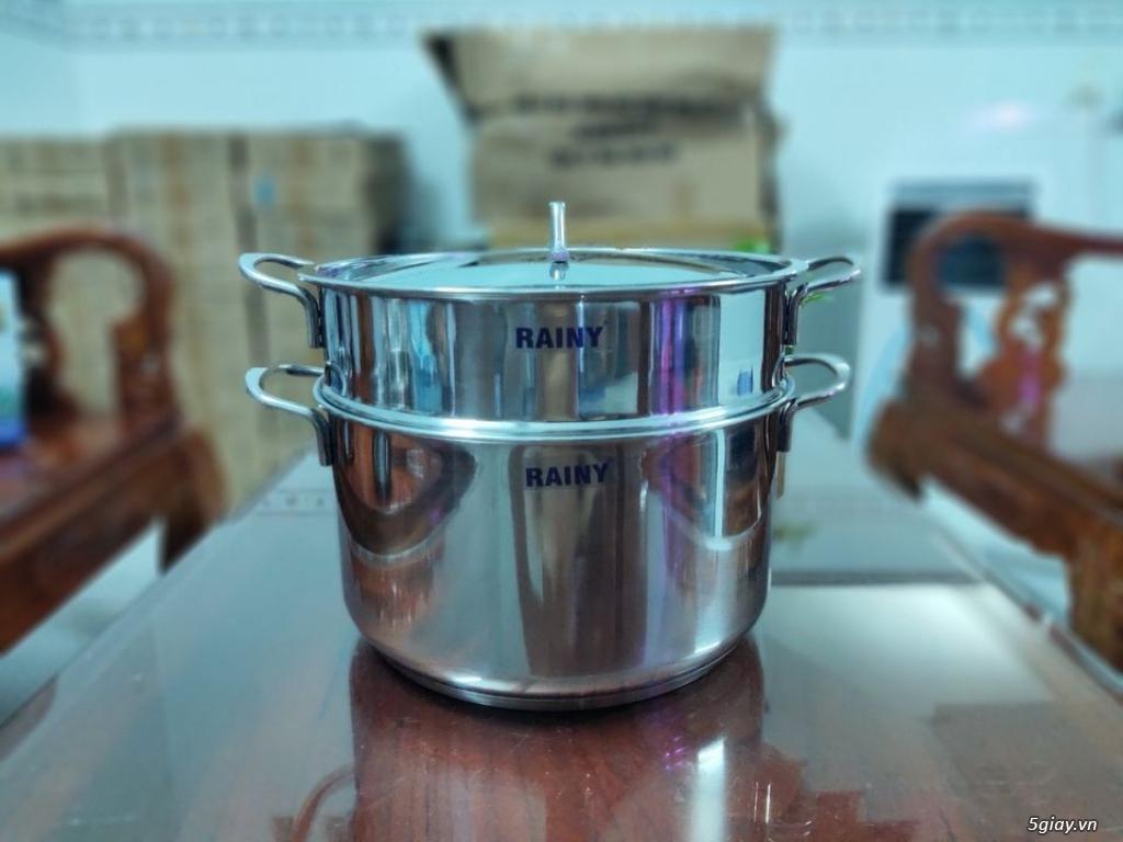 Cung cấp sỉ nồi lẩu, bếp cồn, xô đá và các loại inox gia dụng giá rẻ - 33