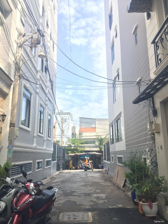 Bán nhà phố 3 lầu sân thượng hẻm xe hơi đậu phường tân quy quận 7 - 4