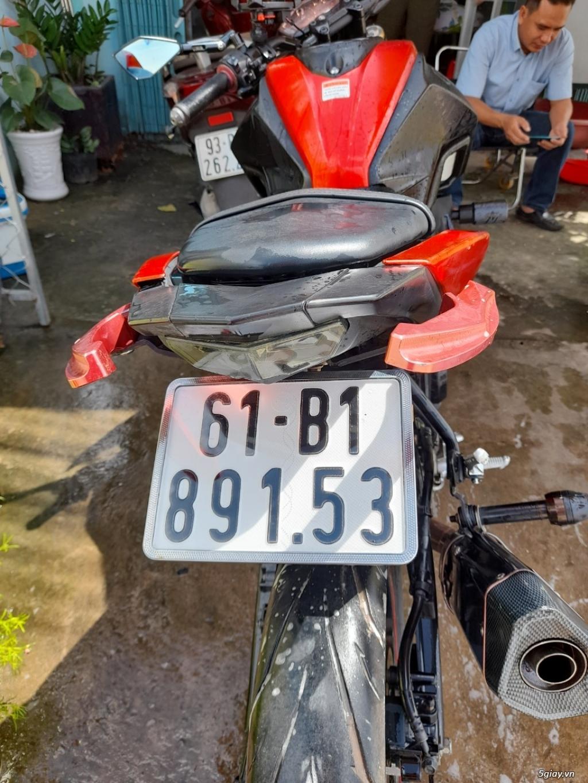 Bán Yamaha TFX 2017 đã đi được 32.5 ngàn km - 3