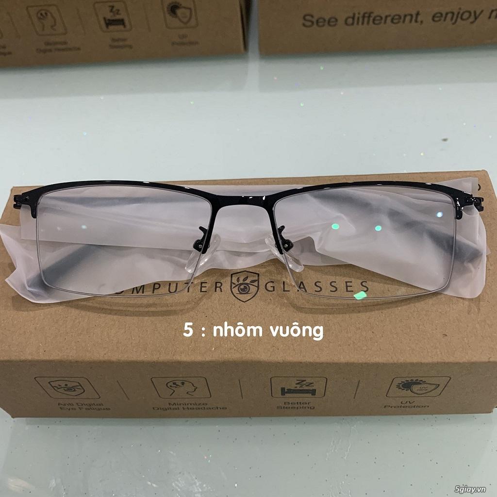 Mắt kính Cyxus USA lọc ánh sáng Xanh điện thoại , UV bảo vệ mắt. - 7