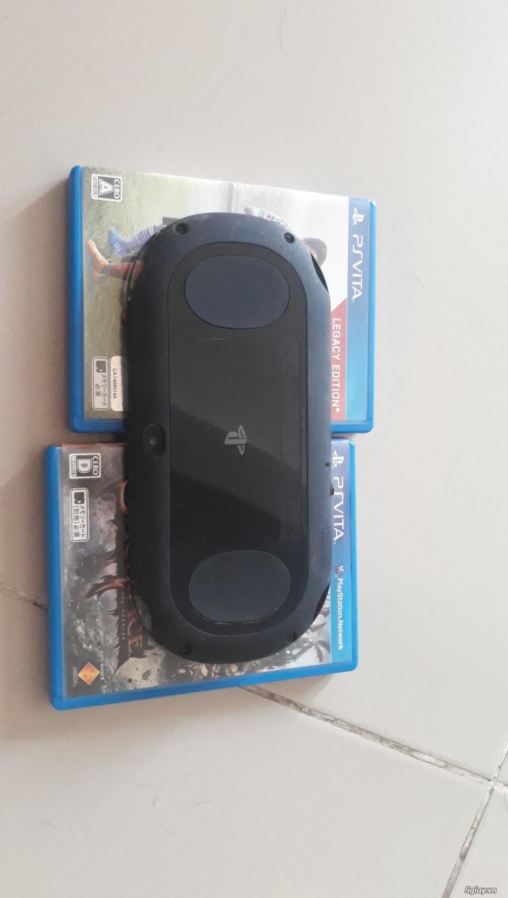 Cần bán máy PS vita 2000 còn mới - 2
