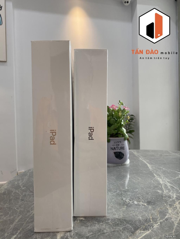 iPad Gen 8 2019 128GB Wifi Fullbox New Seal 100% - Trả Góp 0%