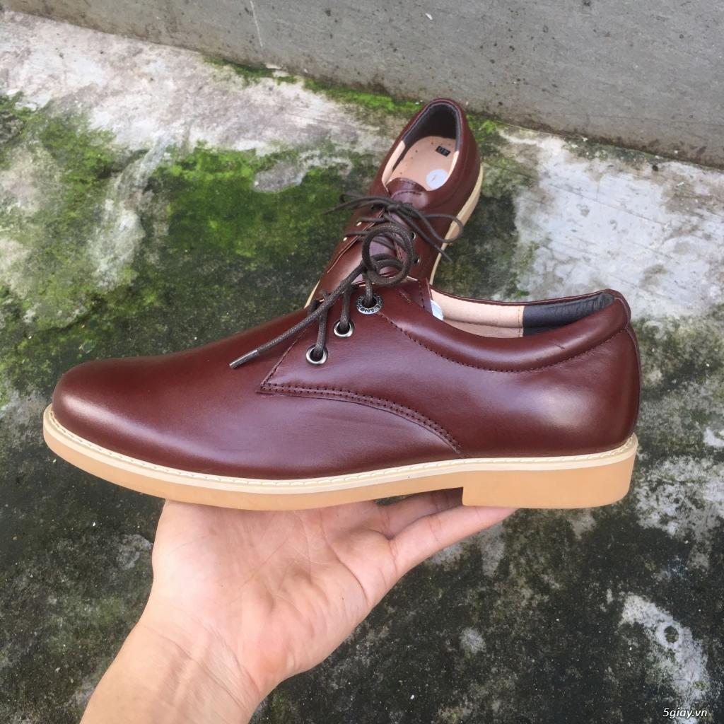 Giày da nam Gitana - 3