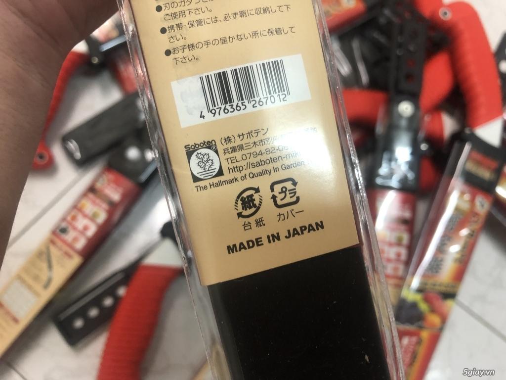 Cưa mini Nhật bản tiện lợi . Ship toàn quốc - 2