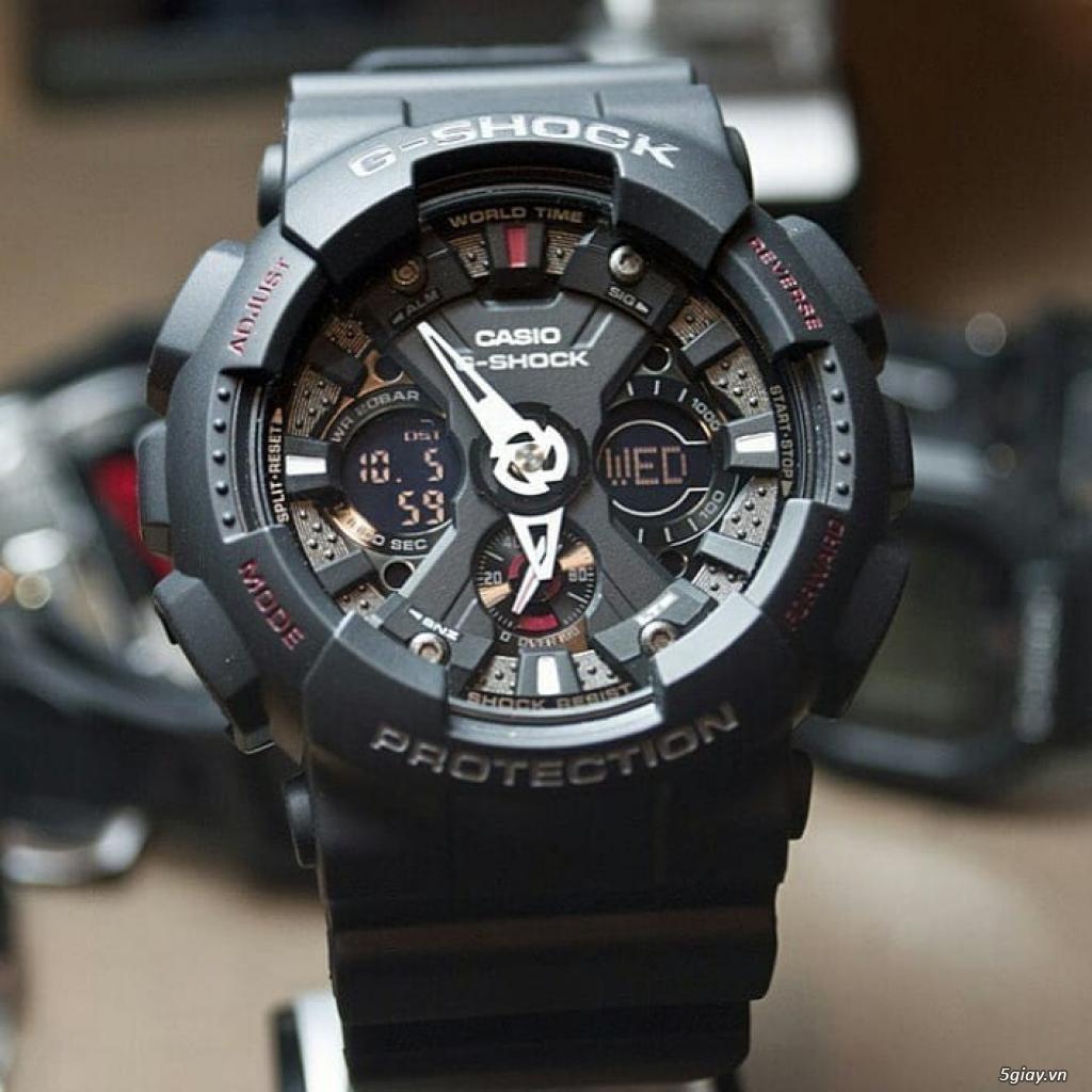 T&H Store - Chuyên đồng hồ Casio chính hãng, xách tay - 5