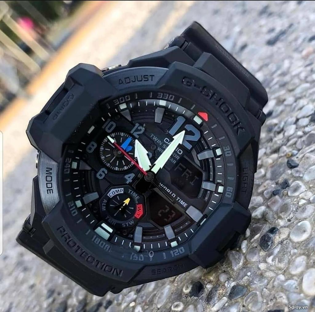 T&H Store - Chuyên đồng hồ Casio chính hãng, xách tay - 6