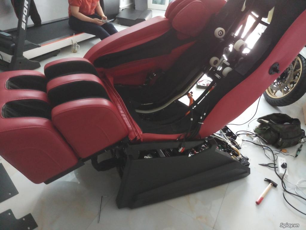 Sửa chữa-bảo hành,phục hồi,làm mới ghế Massage...