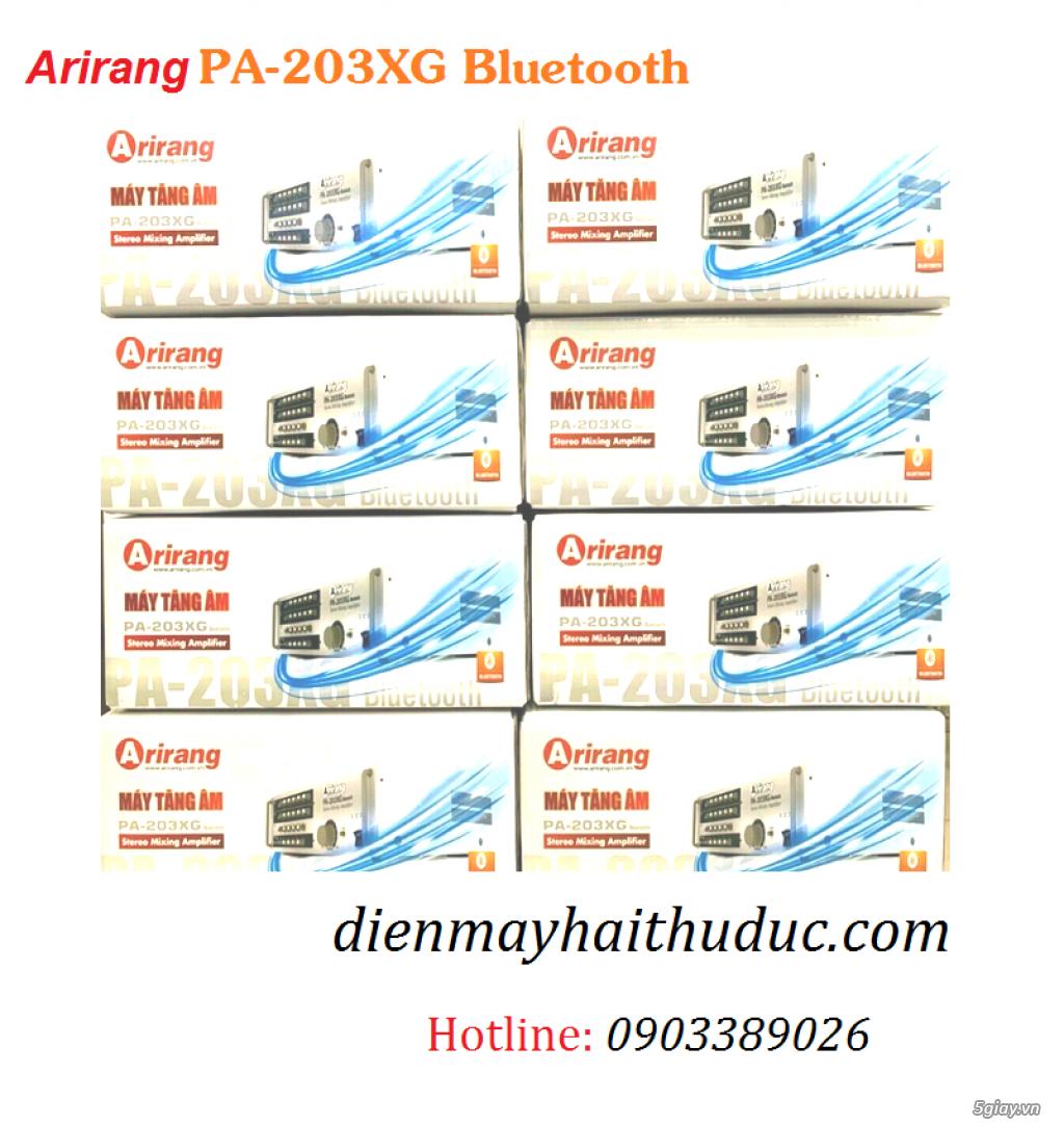 Amply Arirang PA-203XG Bluetooth sản phẩm trên cả tuyệt vời - 1