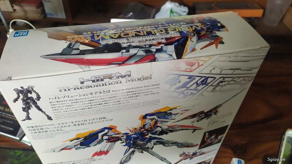 Cần Thanh lý gấp Mô Hình Gundam P-Bandai HIRM Wing Gundam EW