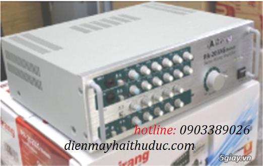 Amply Arirang PA-203XG Bluetooth sản phẩm trên cả tuyệt vời - 2