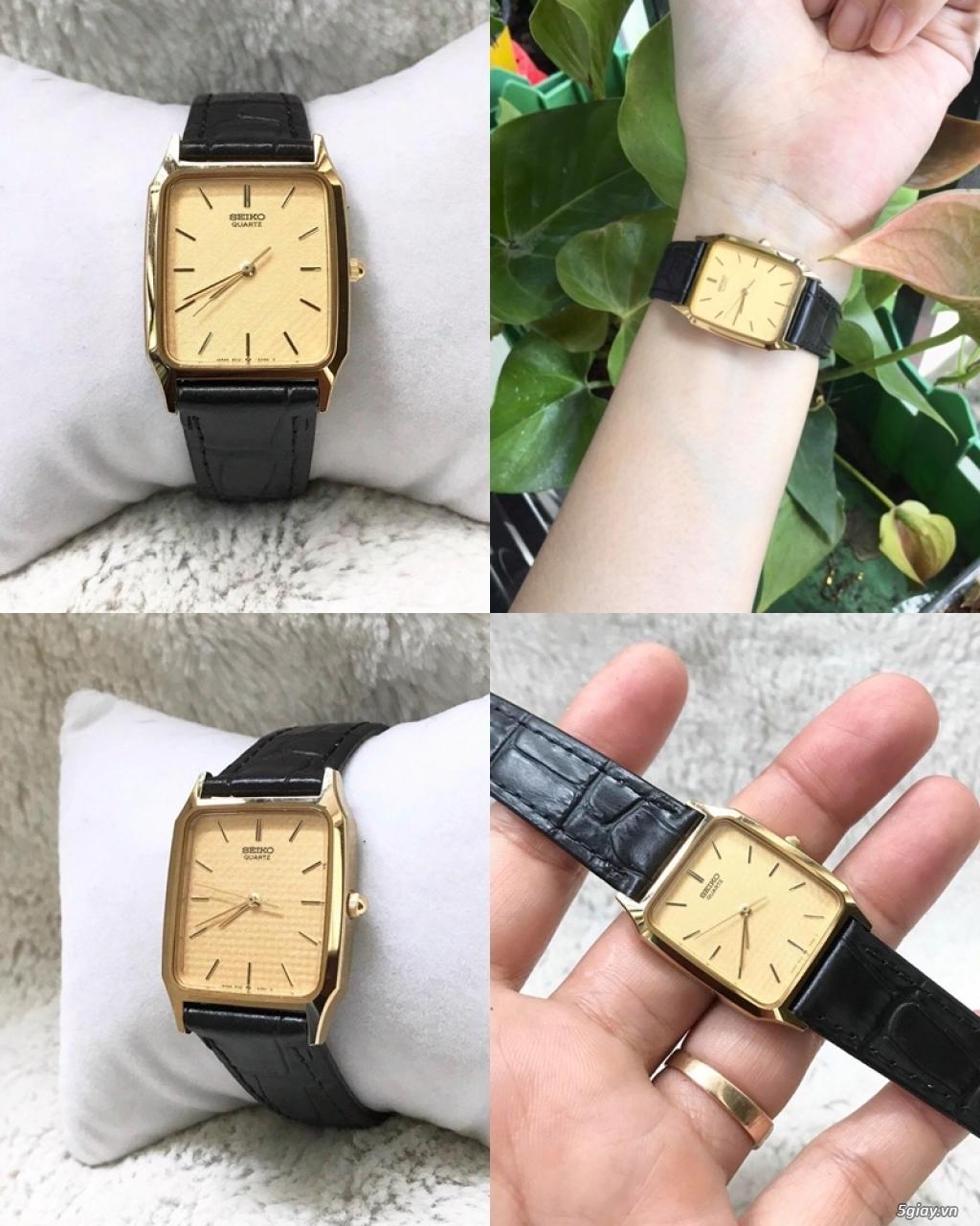 Kho đồng hồ xách tay chính hãng secondhand update liên tục - 43
