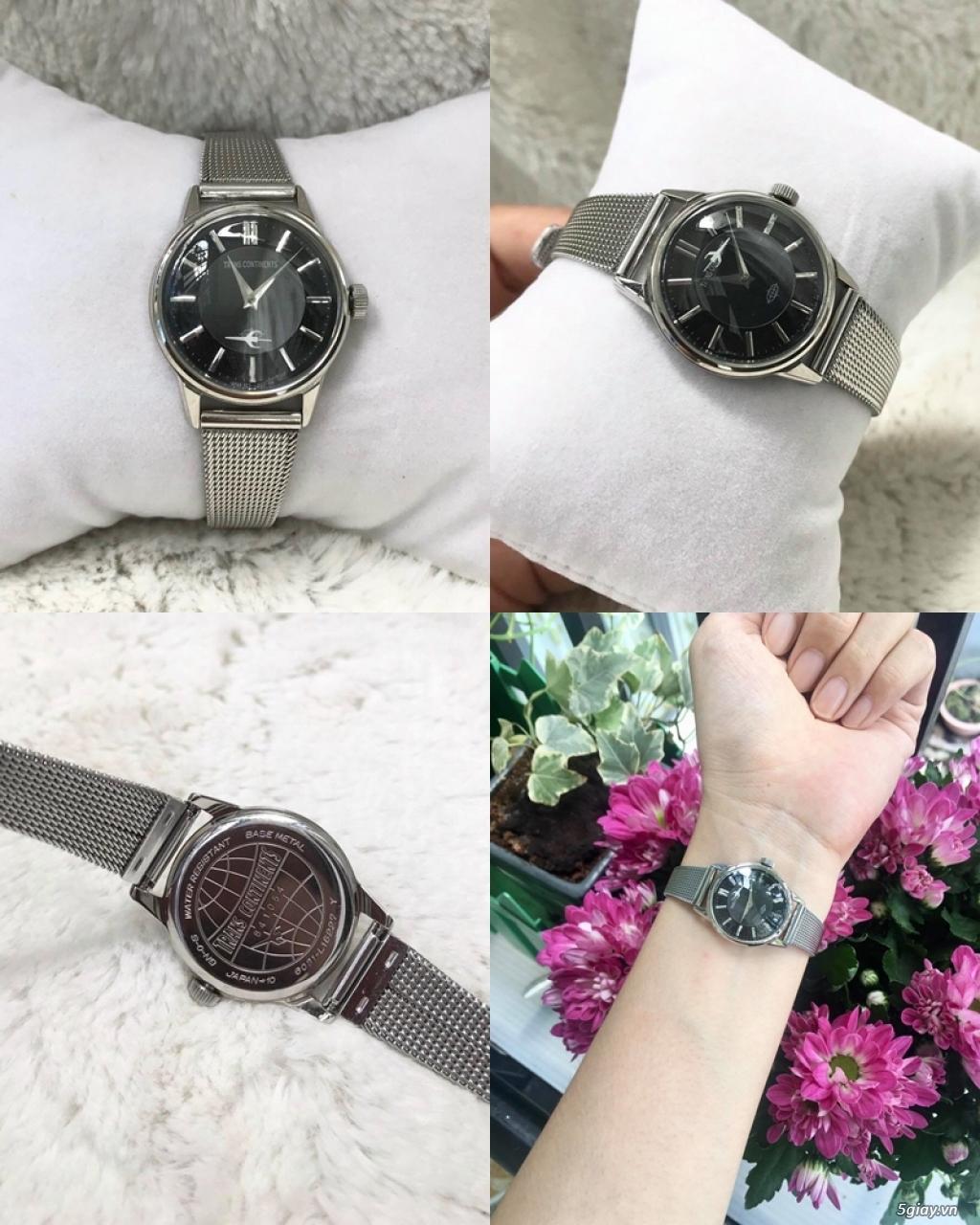 Kho đồng hồ xách tay chính hãng secondhand update liên tục - 45