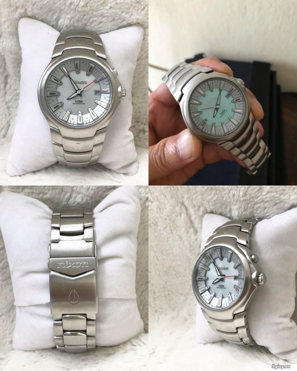 Kho đồng hồ xách tay chính hãng secondhand update liên tục - 29