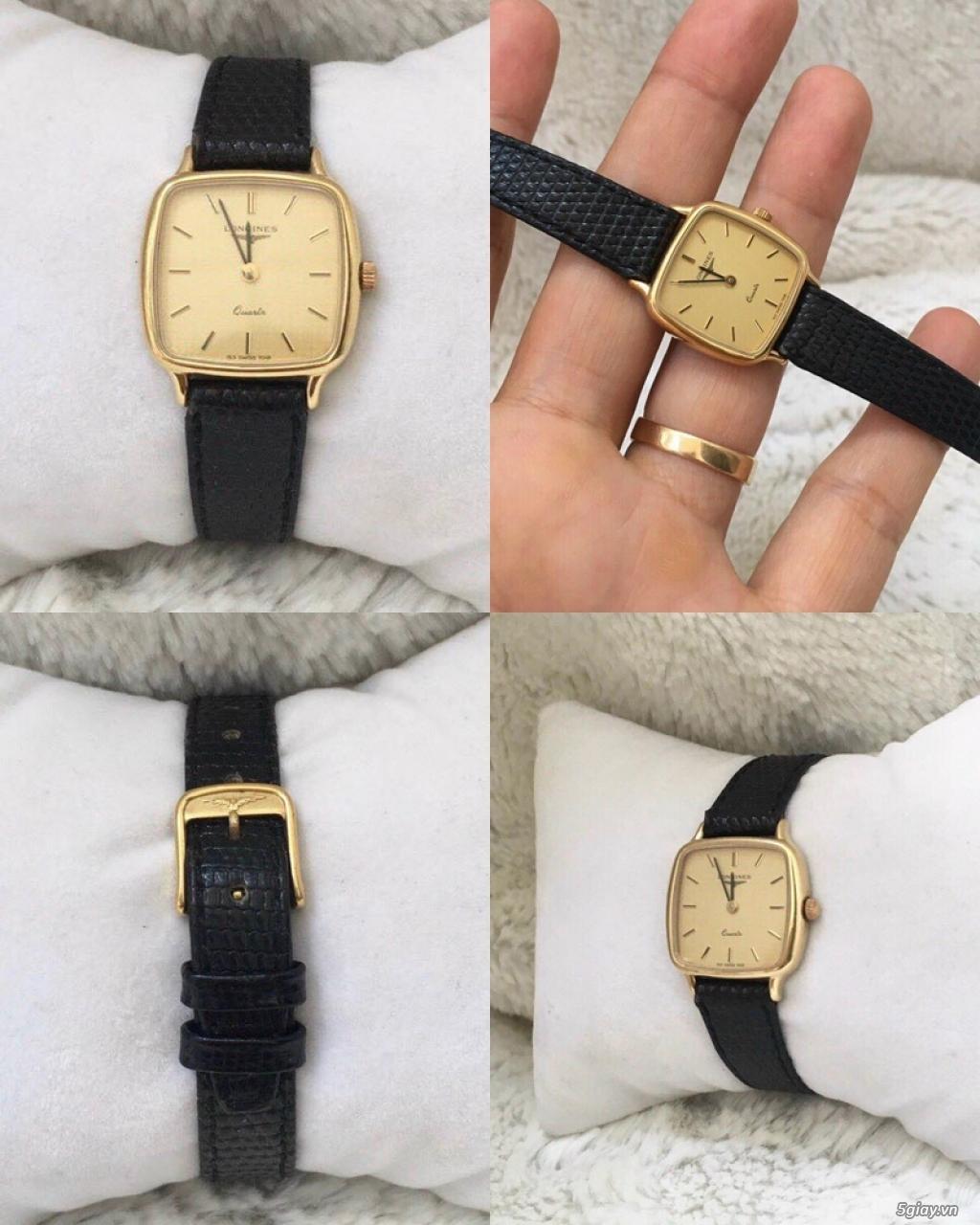 Kho đồng hồ xách tay chính hãng secondhand update liên tục - 46