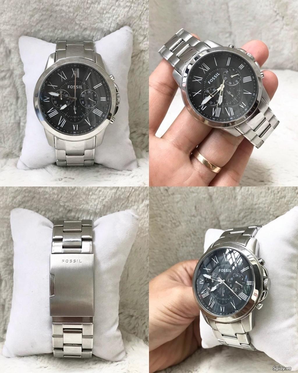 Kho đồng hồ xách tay chính hãng secondhand update liên tục - 28