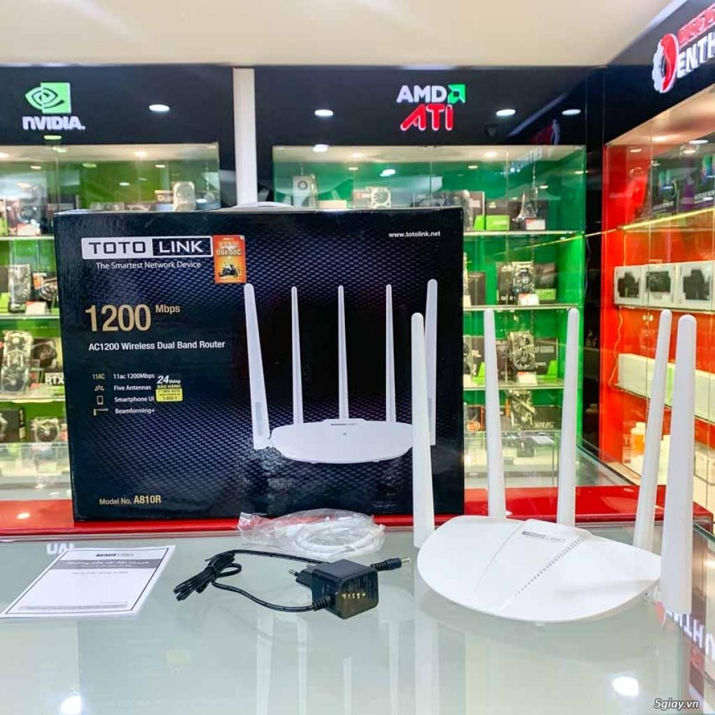 Bộ phát wifi Chịu Tải chuẩn N 300Mbps- Nhà kinh Doanh , quán Cafe dùng - 8