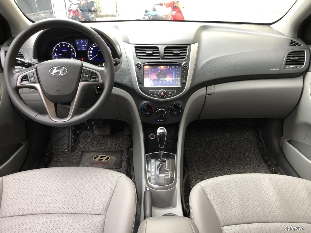 Bán Hyundai Accent Blue sản xuất 2016, nhập khẩu, số tự động, 1đời chủ - 5