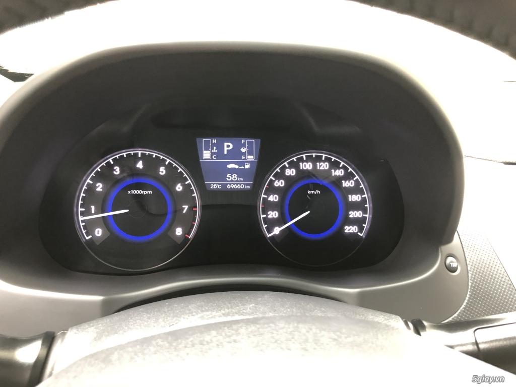 Bán Hyundai Accent Blue sản xuất 2016, nhập khẩu, số tự động, 1đời chủ - 4
