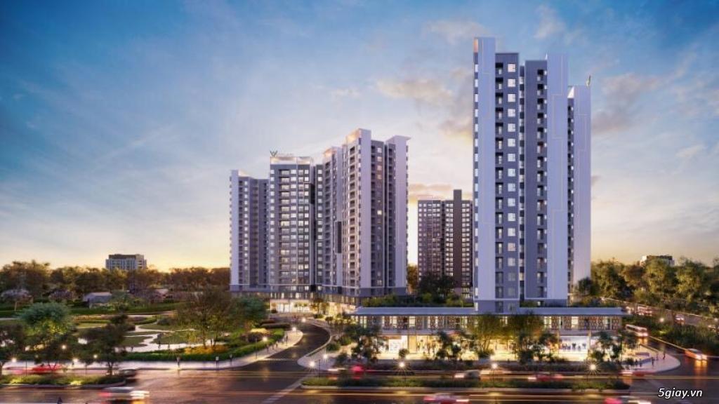 WestGate Park Bình Chánh mở bán block D-thanh toán 30% nhận nhà - 1