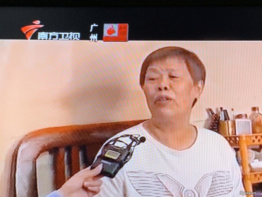 Bán Tvpad3 và tvpad4, hàng xách tay usa, xem trực tiếp các đài Hong kong, China, đài TQ phương nam.. - 7