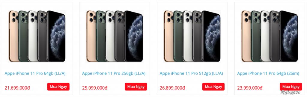 Tất cả các sản phẩm Apple - 8