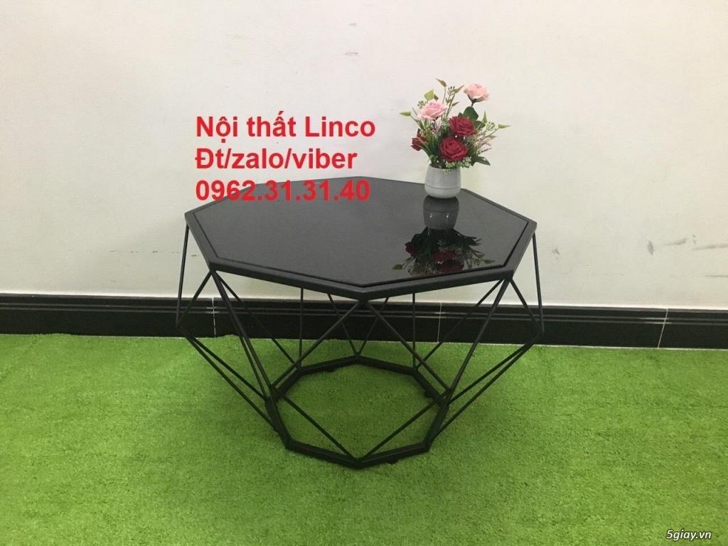 Một số bàn trà sofa phòng khách nội thất Linco quy nhơn bình định - 11