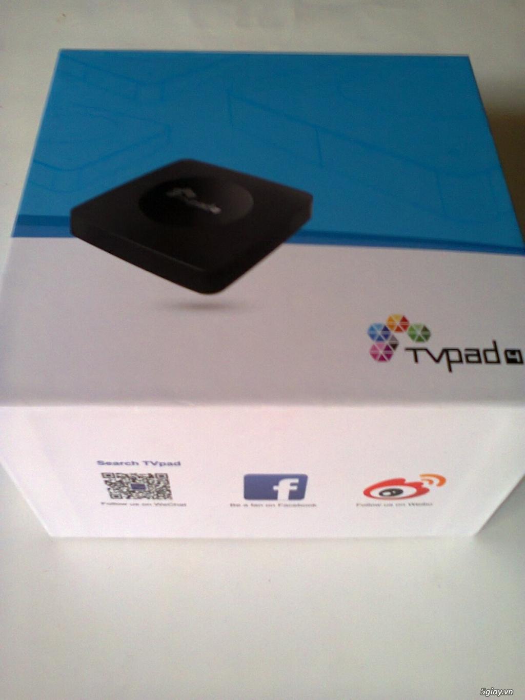 Bán Tvpad3 và tvpad4, hàng xách tay usa, xem trực tiếp các đài Hong kong, China, đài TQ phương nam..