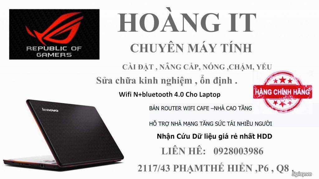 [HCMC] Bán cục phát wifi chuyên dụng , giúp ổn định mạng wifi dùng tro - 6