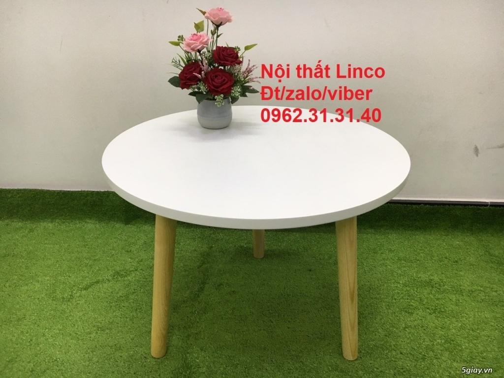 Một số bàn trà sofa phòng khách nội thất Linco quy nhơn bình định - 1