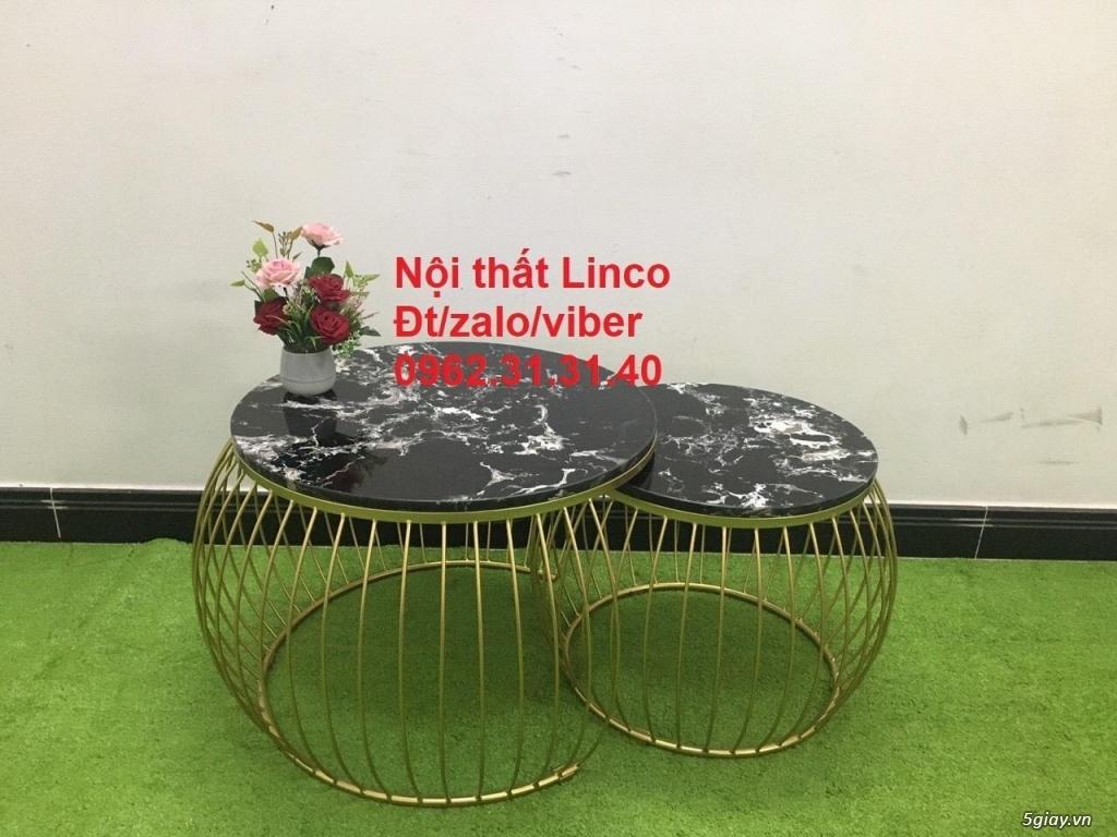 Một số bàn trà sofa phòng khách nội thất Linco quy nhơn bình định - 14