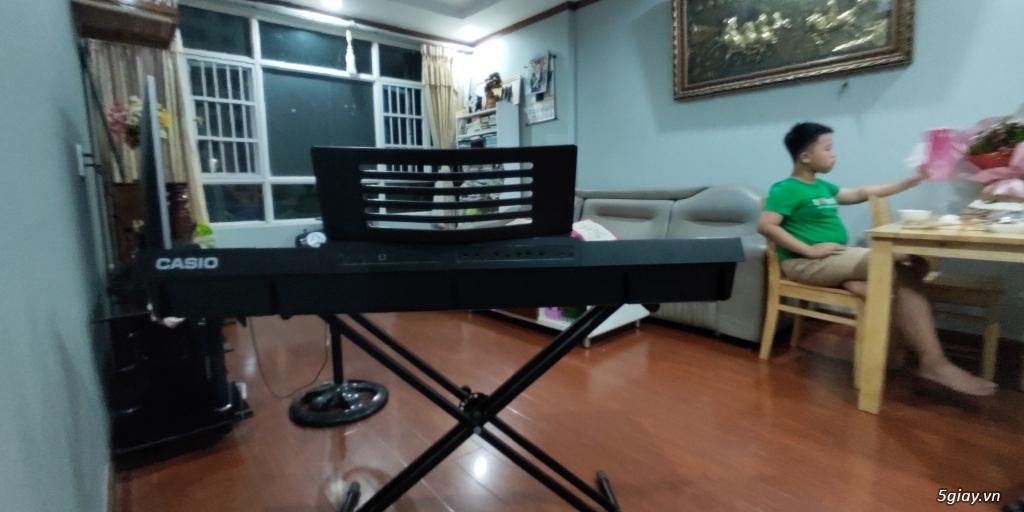 Cần bán đàn organ casino wk-7600 ít dùng - 3
