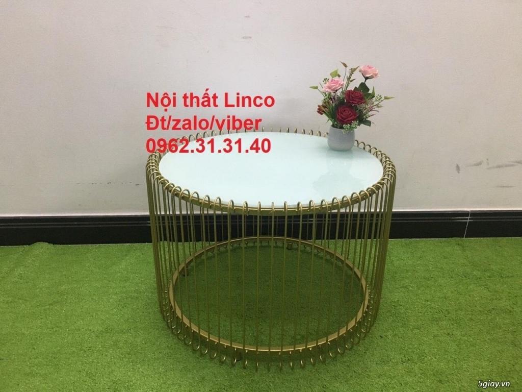 Một số bàn trà sofa phòng khách nội thất Linco quy nhơn bình định - 13