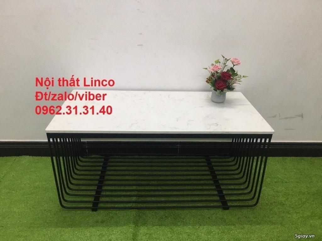 Một số bàn trà sofa phòng khách nội thất Linco quy nhơn bình định - 2