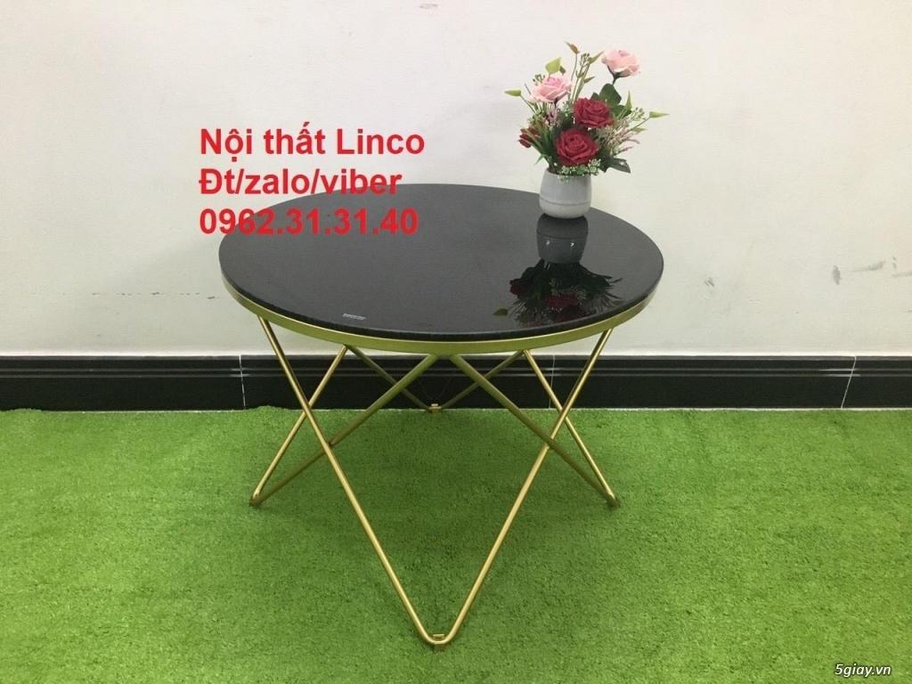 Một số bàn trà sofa phòng khách nội thất Linco quy nhơn bình định - 3